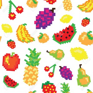 13551262-motif-de-fruits-pixel-transparent-Banque-d'images